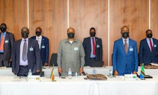 East African Intelligence Chiefs Convene In Kigali To Discuss Security Matters