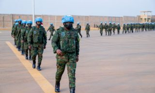 Through Peacekeeping, RDF Is Creating A Continental Legacy