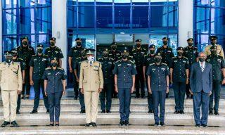 Rwanda, Tanzania Police Forces Hold Bilateral Meeting