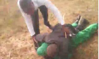 Safari The Farmer In Dasso 'Assault' Case Remanded