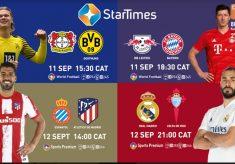 Watch Bundesliga on StarTimes Ilaix Moriba Ready to Shine Against Bayern