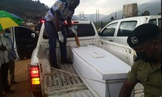 Bodies of Two Rwandan Citizen Killed in Uganda Handed over at Gatuna/Katuna Border