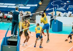 Volleyball: Rwanda Overcomes Uganda in Five Set Thriller to Top Group A
