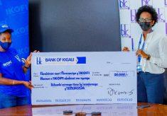 Bank of Kigali Starts Rewarding Loyal 'Ikofi' Users