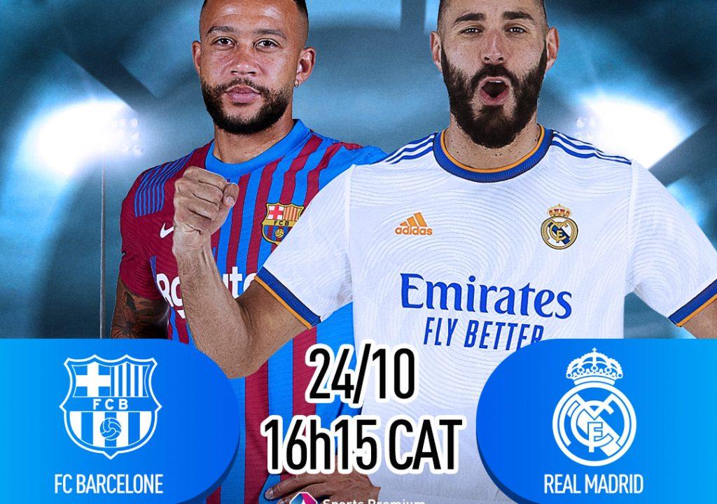 La Liga's Super Sunday on StarTimes