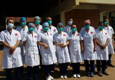 Chinese Medical Experts Warn About A Potential Widespread Of Hernia in Rwanda