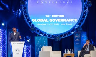 Kagame on Why Africa is Always at the Receiving End of the Global Power Fight