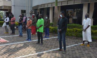 Rwanda Arrests ADF-Linked Terror Suspects
