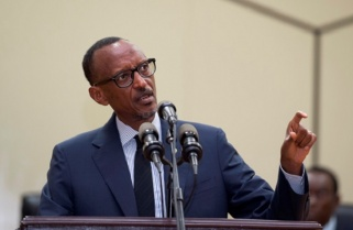 "Kagame Punches Holes In ""Biased"" International Justice"