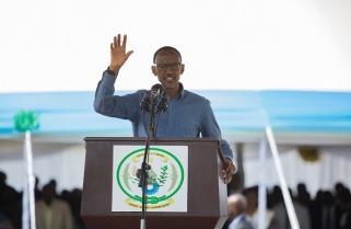 Kagame Rubbishes Hollande's 'Condescending' Letter