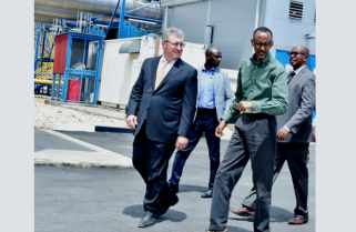 Rwanda Proves World Wrong As Kagame Unveils 25MW Methane Plant