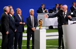 North America to Host 2026 World Cup As FIFA Boss Infantino Begins Re-election Bid