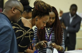 Rwandan Youths Take Over Dallas