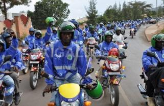 RURA to Install GPS on 20,000 Taxi Motos