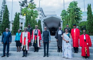 Bribes Are Unacceptable – President Kagame to Judges