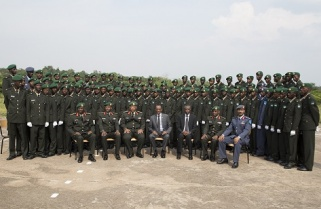 Kagame Lectures The Army