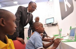 Motorola Could Intervene in Rwanda's Smart Cities Project