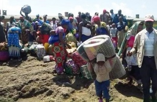 Ninety-one Rwandans return from DRC