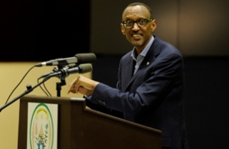 President Kagame hits back at Holland's remarks