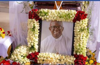 """Fare Thee Well""- Father Ubald Rugirangoga Laid to Rest"