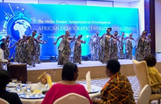 High-level Meles Zenawi Foundation symposium opens in Kigali