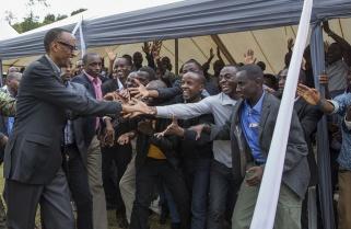 "Tracing 15 years of ""Kagamecracy"" in Rwanda"