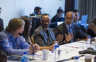Kagame: Businesses Must Benefit Local Communities