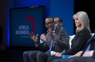 Kagame Breaks the Ice on Why Africa Fails