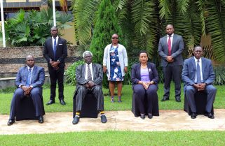 Rule of Law: EAC Judicial Chiefs in Kigali to Discuss Legal Issues in the Region