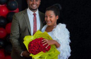 Singer Clarisse Karasira Engaged