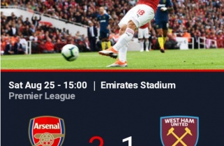 Rwanda Celebrates Arsenal's First Season Win Since Sleeve Deal