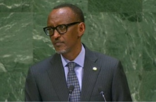 At UN Assembly, Kagame Tasks World Leaders to Create Jobs for the Youth