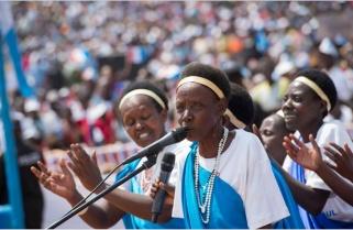 RIP Daphrose Nyirabahutu 'Umukecuru wa Perezida'