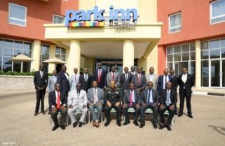 EAC Military Intelligence Summit Kicks-off In Kigali