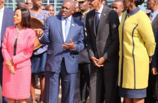 Kagame Congratulates Botswana President on Winning Elections