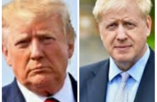 How Messrs. Trump and Johnson are Demystifying the West