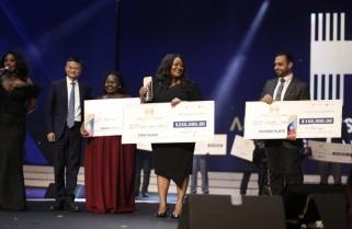 How Two Rwandan Entrepreneurs Pocketed Jack Ma's $165,000
