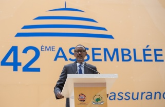 Kagame Tells Insurers to Target the Growing Middle Class