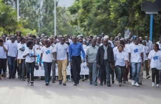 Rwanda Starts Week Long Mourning Period