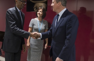 Kagame Brings 'Fragility of States' to the Attention of Commonwealth
