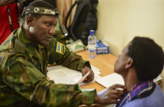Over 39,000 People Get Treatment During RDF Outreach Program