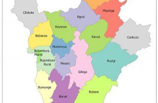 Rwanda Holding Burundian Combatants