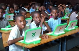 Free Laptops Groom Rwandan Pupils Into Programmers