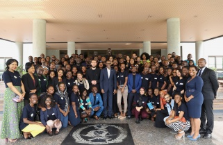 Stop Making Africa Look Cursed – Kagame Tells African Youths