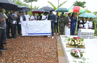 BK Group Pays Tribute to Genocide Victims