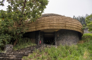 Rwanda's Bisate Lodge Ranked among World's Best New Hotels