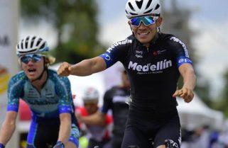 Tour du Rwanda: Colombian Brayan Sanchez Outsprints Rivals to Win Stage One