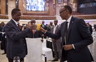 Rwanda, Zambia Vow to Invent Lasting Solutions to Common Problems