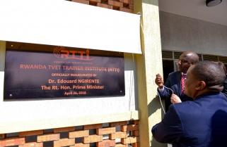 Rwanda Launches $6M Technical Teacher Training Institute