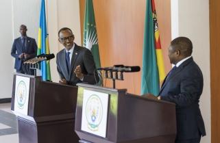 Rwanda, Mozambique Sign Trade, Skills Exchange Agreements